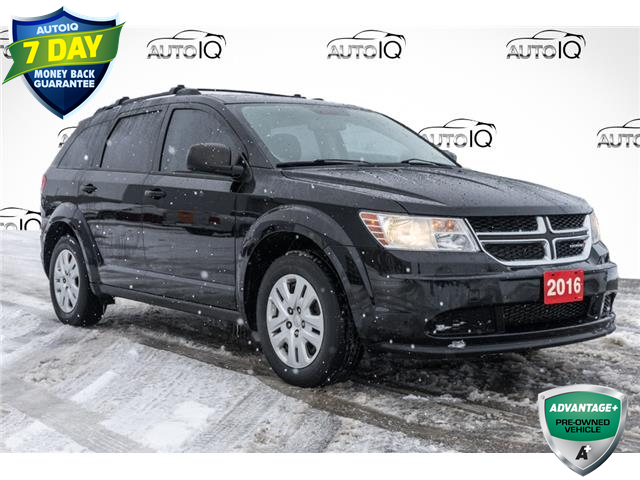 2017 Dodge Journey CVP/SE (Stk: 10762U) in Innisfil - Image 1 of 26
