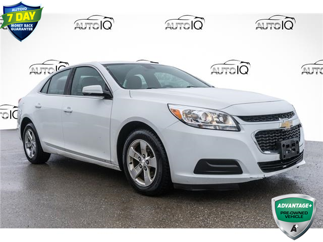 2016 Chevrolet Malibu Limited LT (Stk: 43659AU) in Innisfil - Image 1 of 26