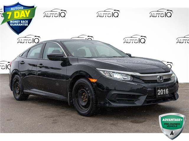 2016 Honda Civic LX (Stk: 44009AU) in Innisfil - Image 1 of 24