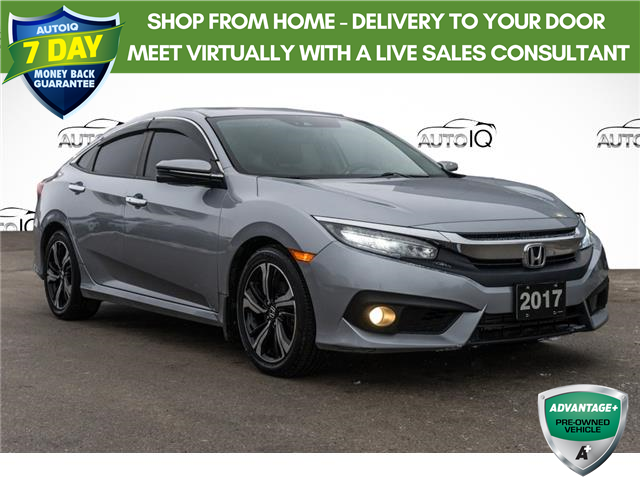 2017 Honda Civic Touring (Stk: 44426AU) in Innisfil - Image 1 of 26