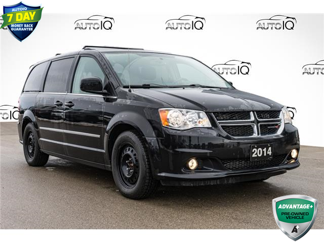 2014 Dodge Grand Caravan Crew (Stk: 43880BUX) in Innisfil - Image 1 of 26