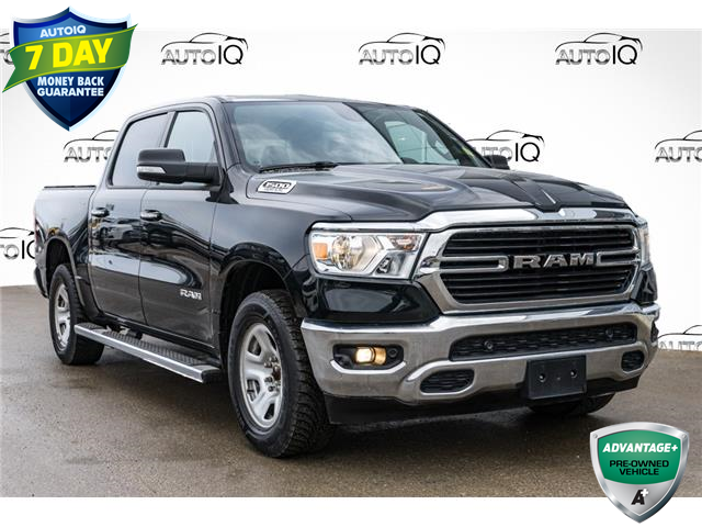 2019 RAM 1500 Big Horn (Stk: 44422AUX) in Innisfil - Image 1 of 27