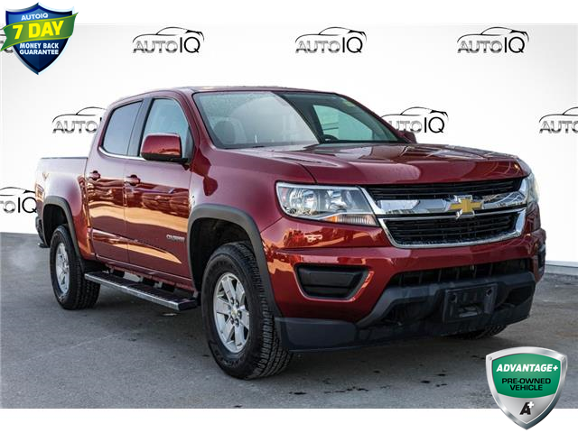 2015 Chevrolet Colorado WT (Stk: 10693BUX) in Innisfil - Image 1 of 24