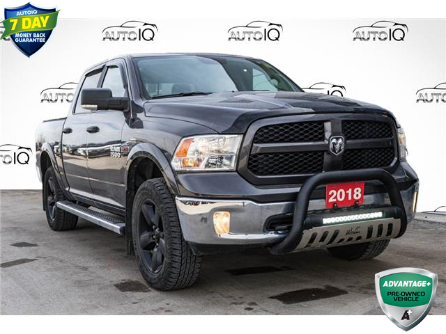 2018 RAM 1500 SLT (Stk: 44639AU) in Innisfil - Image 1 of 26