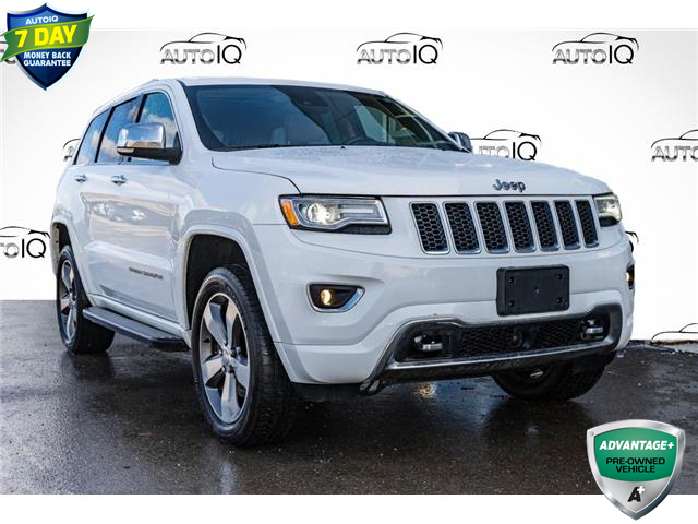 2015 Jeep Grand Cherokee Overland (Stk: 44631AU) in Innisfil - Image 1 of 30