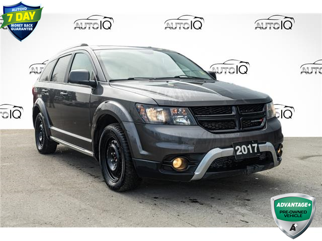 2017 Dodge Journey Crossroad (Stk: 43637AUJ) in Innisfil - Image 1 of 26