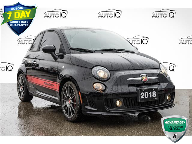 2018 Fiat 500 Abarth (Stk: 44716AU) in Innisfil - Image 1 of 25