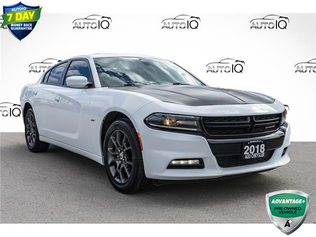 2018 Dodge Charger GT White