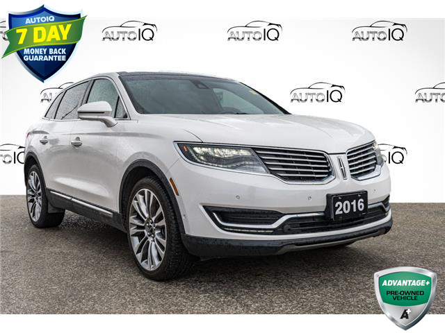 2016 Lincoln MKX Reserve (Stk: 44473BUX) in Innisfil - Image 1 of 25