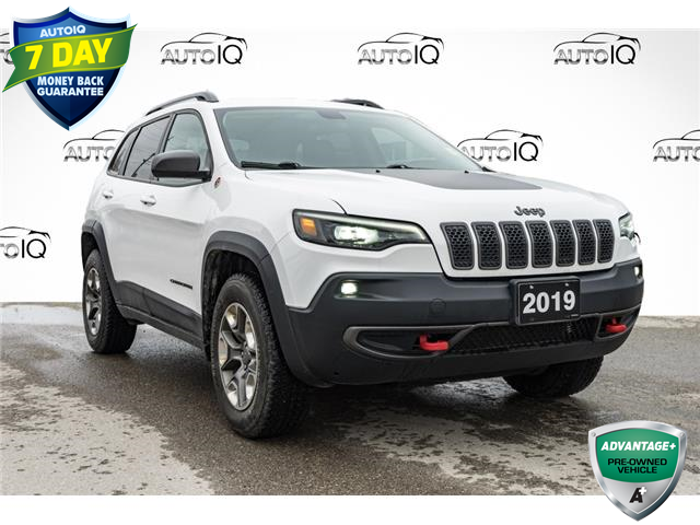 2019 Jeep Cherokee Trailhawk (Stk: 44775AU) in Innisfil - Image 1 of 26