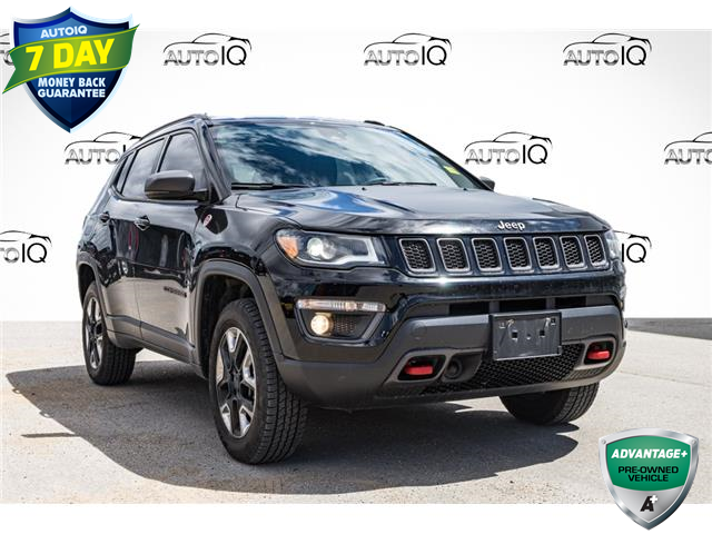 2018 Jeep Compass Trailhawk (Stk: 44551AU) in Innisfil - Image 1 of 27