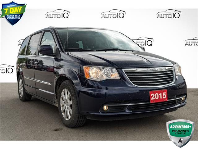 2015 Chrysler Town & Country Touring (Stk: 44815AUR) in Innisfil - Image 1 of 23