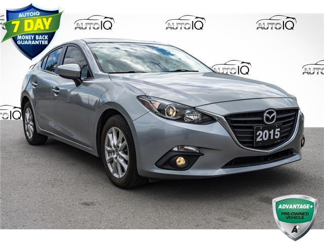 2015 Mazda Mazda3 GS (Stk: 10825AU) in Innisfil - Image 1 of 24