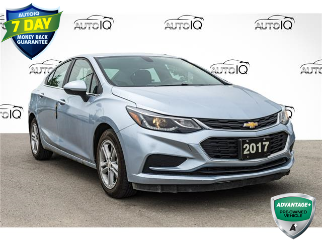 2017 Chevrolet Cruze LT Auto (Stk: 10889UX) in Innisfil - Image 1 of 23