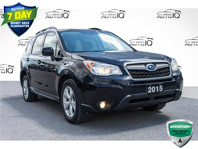 2015 Subaru Forester 2.5i Convenience Package (Stk: 45024AU) in Innisfil - Image 1 of 24