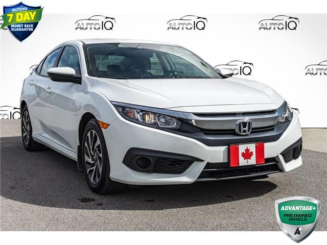 2018 Honda Civic SE (Stk: 45088AU) in Innisfil - Image 1 of 24