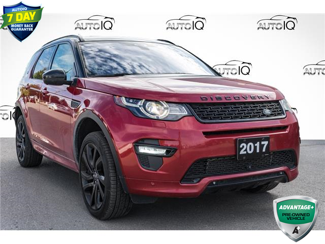 2017 Land Rover Discovery Sport HSE LUXURY (Stk: 45077AU) in Innisfil - Image 1 of 25