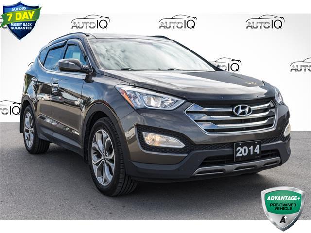 2014 Hyundai Santa Fe Sport 2.0T Limited (Stk: 44919AUX) in Innisfil - Image 1 of 27