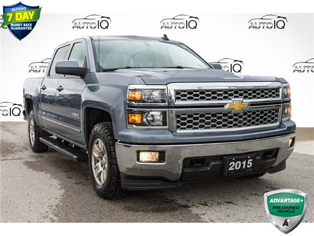 2015 Chevrolet Silverado 1500 1LT (Stk: 45119AUX) in Innisfil - Image 1 of 22