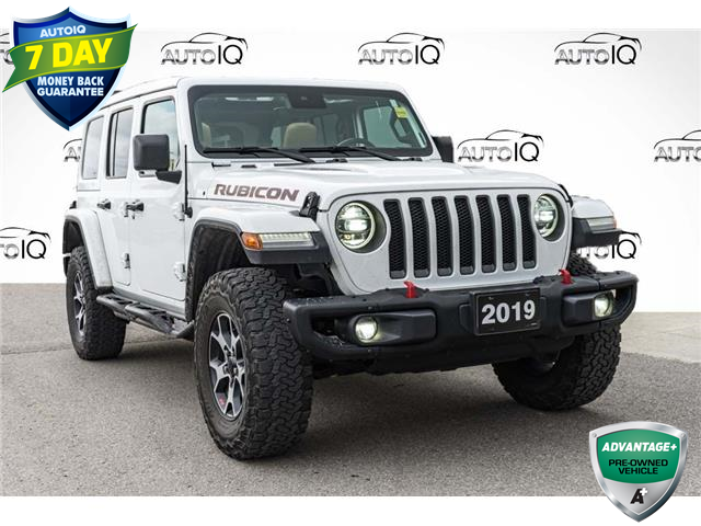 2019 Jeep Wrangler Unlimited Rubicon (Stk: 45204AU) in Innisfil - Image 1 of 27