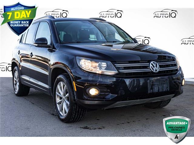 2017 Volkswagen Tiguan Wolfsburg Edition (Stk: 45248AU) in Innisfil - Image 1 of 25
