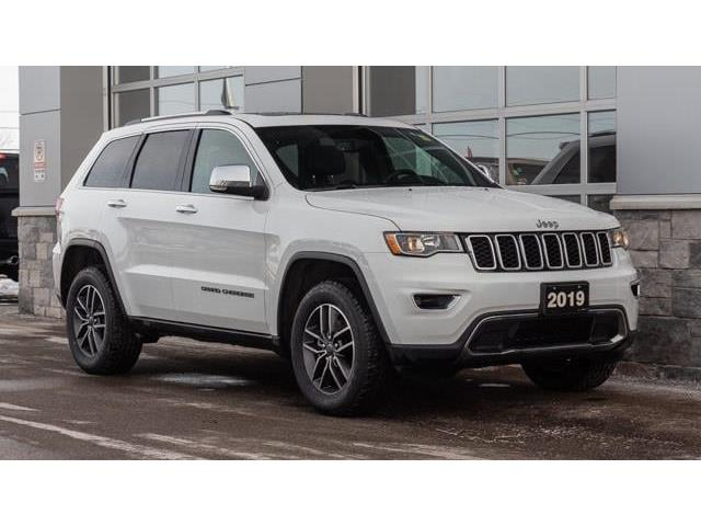 2019 Jeep Grand Cherokee Limited (Stk: 10660U) in Innisfil - Image 1 of 23