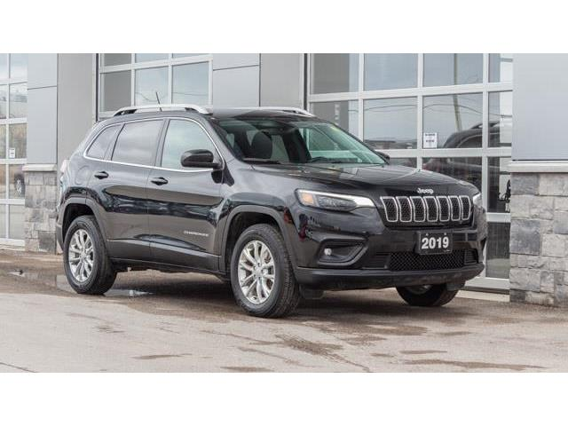 2019 Jeep Cherokee North (Stk: 10670UR) in Innisfil - Image 1 of 19