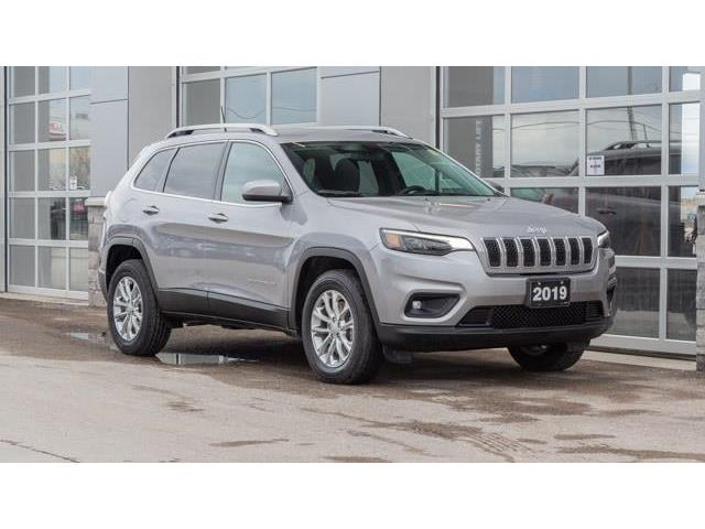2019 Jeep Cherokee North (Stk: 10671U) in Innisfil - Image 1 of 19
