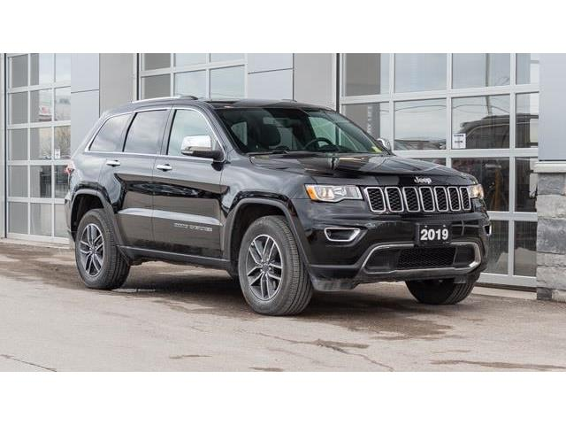 2019 Jeep Grand Cherokee Limited (Stk: 10675U) in Innisfil - Image 1 of 19