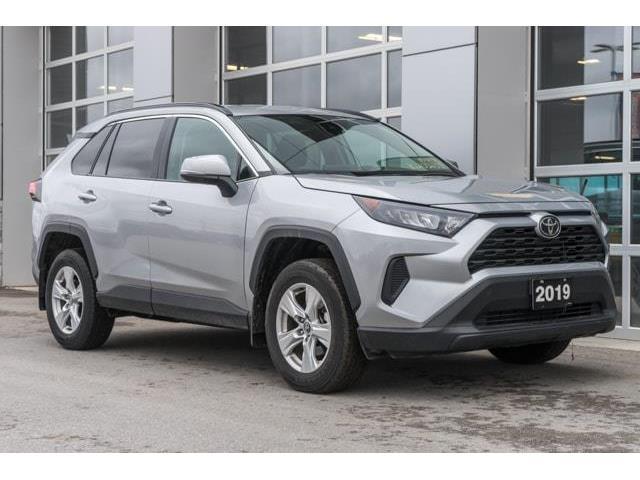 2019 Toyota RAV4 LE (Stk: 10676UR) in Innisfil - Image 1 of 26