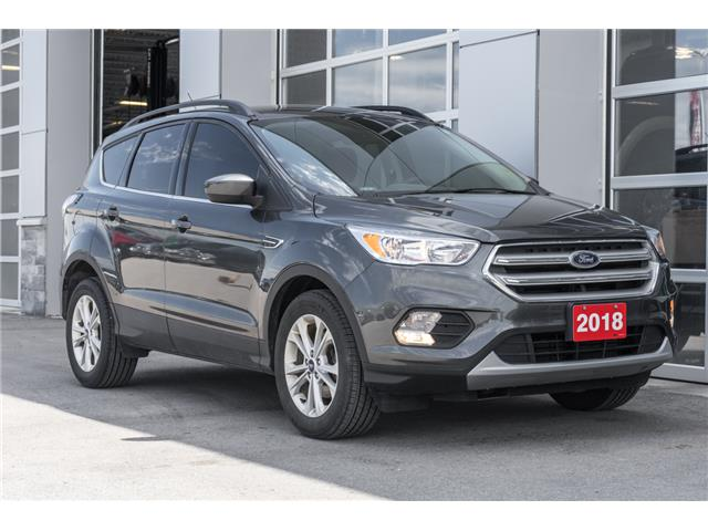 2018 Ford Escape SE (Stk: 43436AU) in Innisfil - Image 1 of 26