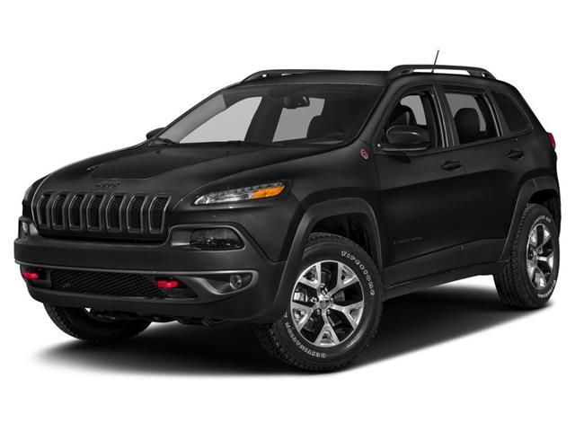 2018 Jeep Cherokee Trailhawk (Stk: 43619AU) in Innisfil - Image 1 of 10