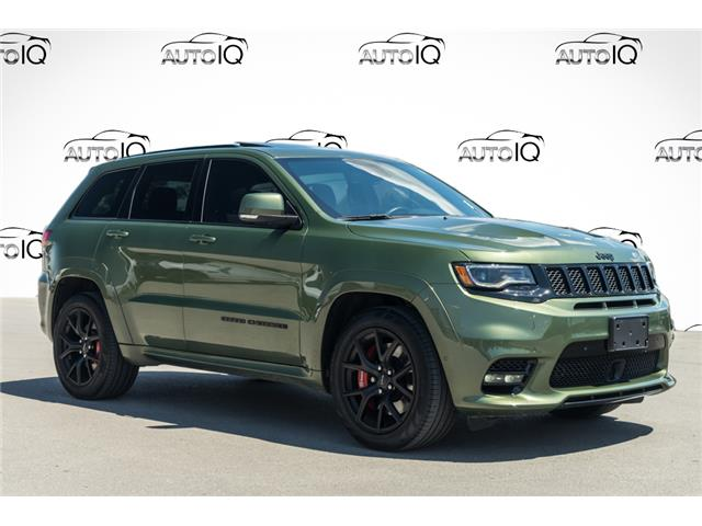 2019 Jeep Grand Cherokee SRT (Stk: 10711U) in Innisfil - Image 1 of 30