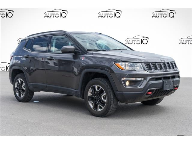 2018 Jeep Compass Trailhawk (Stk: 42930BU) in Innisfil - Image 1 of 29