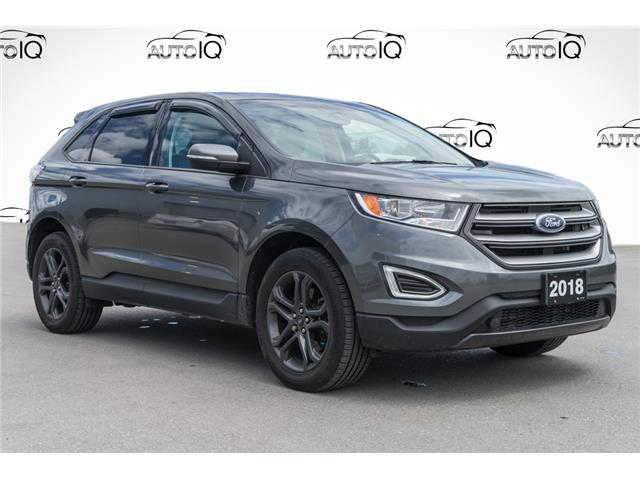2018 Ford Edge SEL (Stk: 43499AU) in Innisfil - Image 1 of 27
