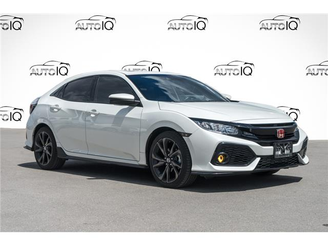 2019 Honda Civic Sport (Stk: 43867AUX) in Innisfil - Image 1 of 28
