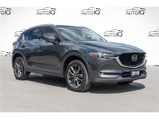 2018 Mazda CX-5 GT (Stk: 43846AU) in Innisfil - Image 1 of 29