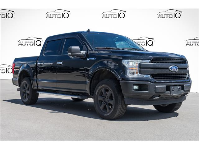 2018 Ford F-150 Lariat (Stk: 43524AUX) in Innisfil - Image 1 of 27