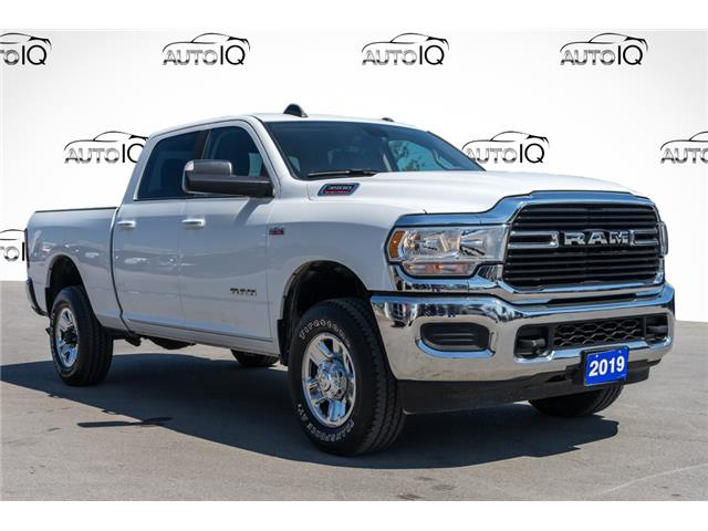 2019 RAM 3500 Big Horn (Stk: 10735URX) in Innisfil - Image 1 of 28