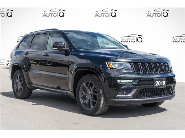 2019 Jeep Grand Cherokee Limited (Stk: 10722U) in Innisfil - Image 1 of 29