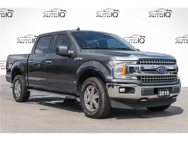 2019 Ford F-150 XLT (Stk: 43961AU) in Innisfil - Image 1 of 28