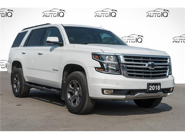 2018 Chevrolet Tahoe LT (Stk: 10747UX) in Innisfil - Image 1 of 30