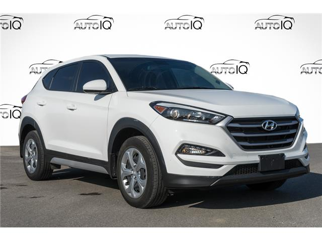 2018 Hyundai Tucson Base 2.0L (Stk: 44092AU) in Innisfil - Image 1 of 26