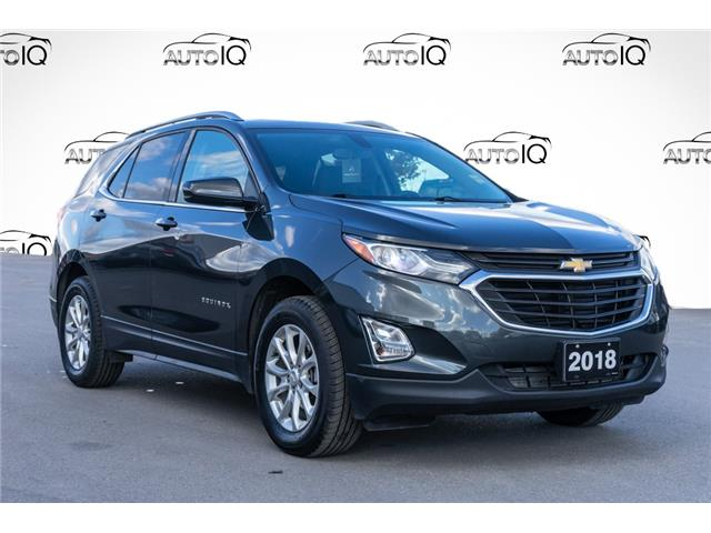 2018 Chevrolet Equinox 1LT (Stk: 44139AU) in Innisfil - Image 1 of 29