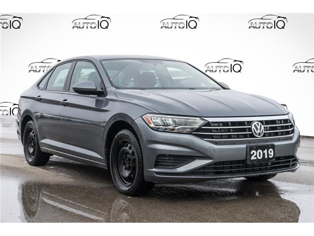 2019 Volkswagen Jetta 1.4 TSI Comfortline (Stk: 44142AU) in Innisfil - Image 1 of 26