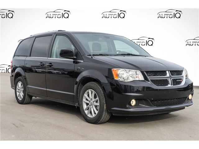 2019 Dodge Grand Caravan CVP/SXT (Stk: 43054D) in Innisfil - Image 1 of 27