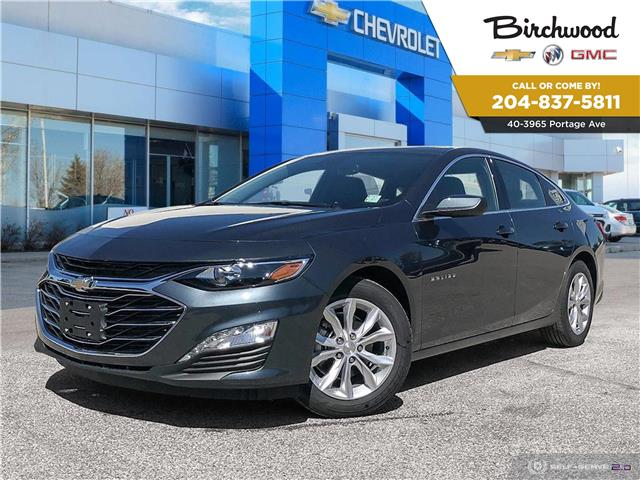 2019 Chevrolet Malibu LT (Stk: G191145) in Winnipeg - Image 1 of 27