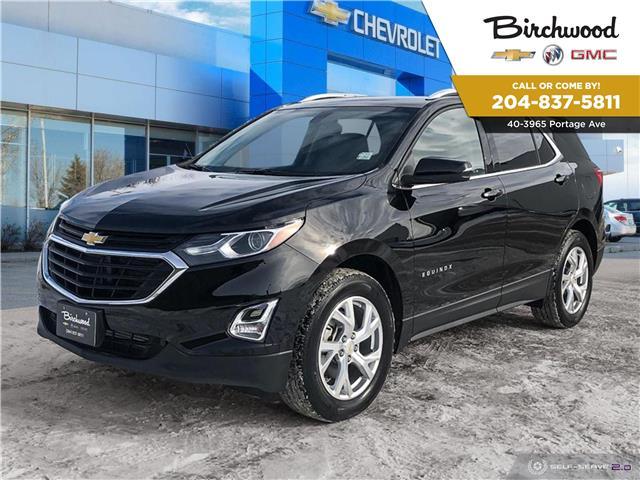 2019 Chevrolet Equinox LT (Stk: G191234) in Winnipeg - Image 1 of 27