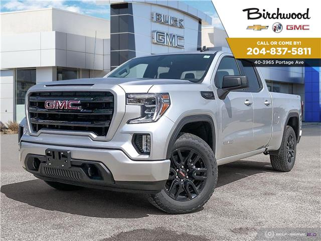 2019 GMC Sierra 1500 Elevation (Stk: G19937) in Winnipeg - Image 1 of 27