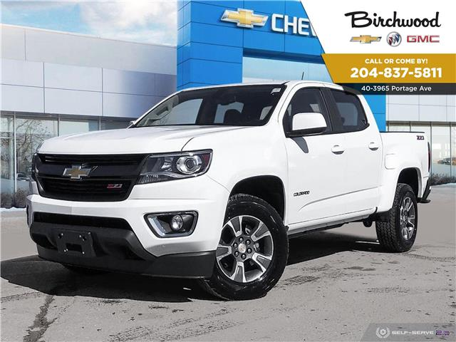 2020 Chevrolet Colorado Z71 (Stk: G20243) in Winnipeg - Image 1 of 24